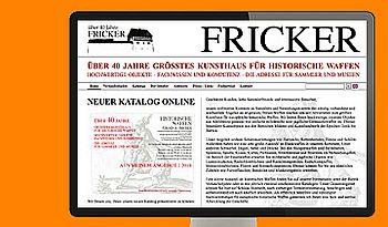 ccmagnus Webagentur - Fricker Historische Waffen
