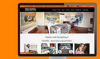 ccmagnus Webagentur - V8 Hotel Böblingen
