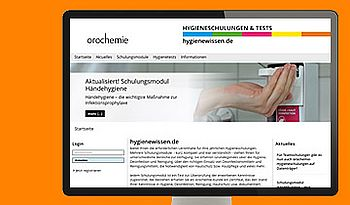 ccmagnus Webagentur - ororchemie hygienewissen.de