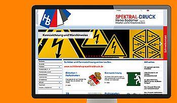 ccmagnus Webagentur - Spektral-Druck Bodamer