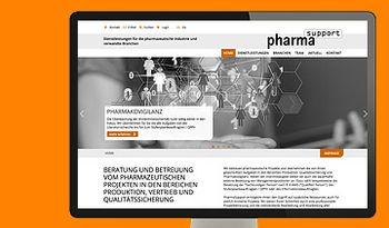 ccmagnus Referenz - pharmasupport.de
