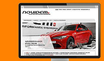 ccmagnus Webagentur - Novidem Swiss AG
