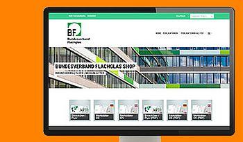 ccmagnus Webagentur - Bundesverband Flachglas Shop