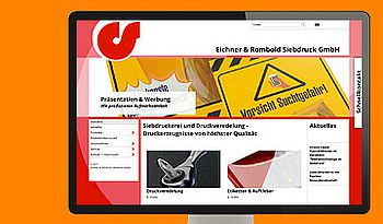 ccmagnus Webagentur - Eichner & Rombold Siebdruck GmbH