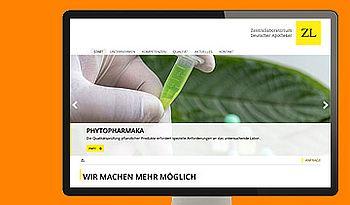 ccmagnus Webagentur - Zentrallaboratorium Deutscher Apotheker GmbH