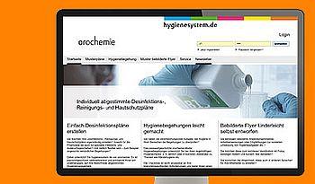 ccmagnus Webagentur - ororchemie hygienesystem.de