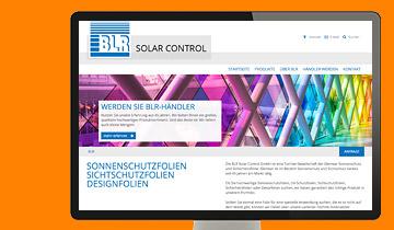 ccmagnus Webagentur - BLR Solar Control