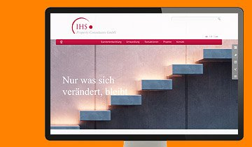 ccmagnus Webagentur - IHS Frankfurt