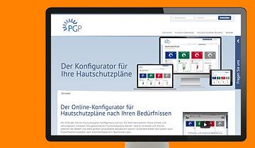 ccmagnus Webagentur - Plan-Konfigurationssystem - hautschutzplan24.de